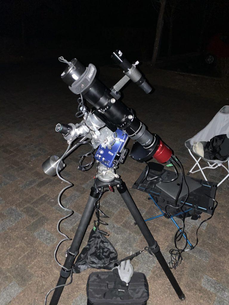 最近の撮影機材 - 前後バランスの悪さを解消すべく検討中です