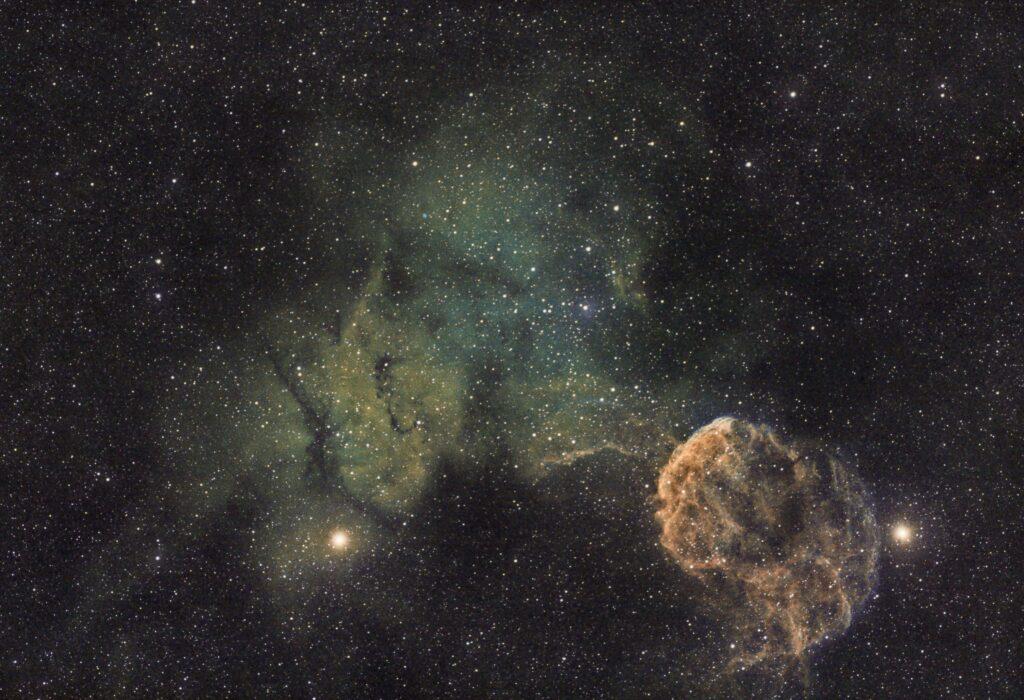 IC433 クラゲ星雲